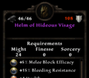 Helm of Hideous Visage