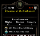 Chausses of the Faehunter