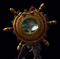 Porthole Buckler Model