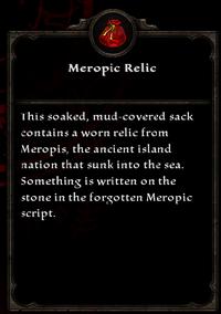 Meropic Relic