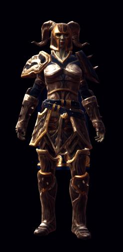 Warsworn armor set female