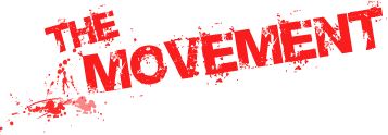 The movement logoYred