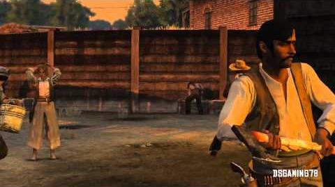 Red Dead Redemption Walkthrough - x360 - 011 - The Burning