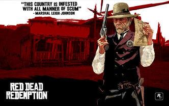 Red dead marshall