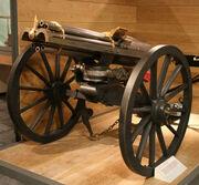 Colt Gatling Gun 1865