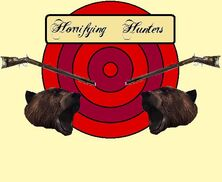 Horrifying Hunters Logo