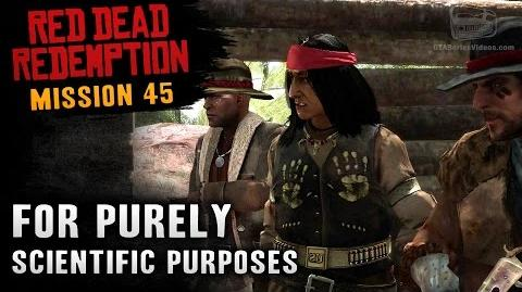 Red Dead Redemption - Mission 45 - For Purely Scientific Purposes (Xbox One)