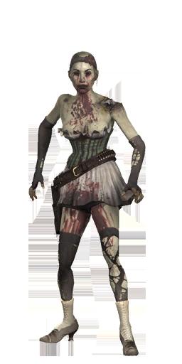 Dead Island Pistol
