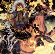 Ghost Rider (Native American) (Earth-616)