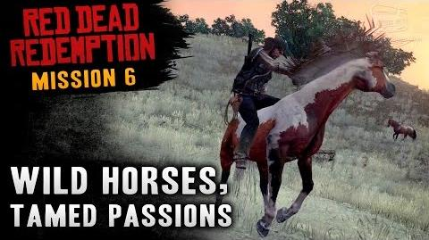 Red Dead Redemption - Mission 6 - Wild Horses, Tamed Passions (Xbox One)