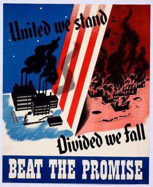 United we win