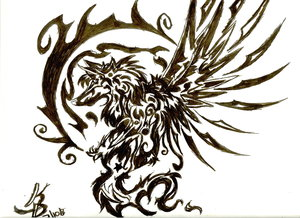 File:Winged Wolf Tattoo by inuchilds fullmoon.jpg