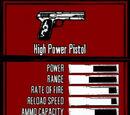 High Power Pistol