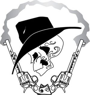 Cowboy-skull