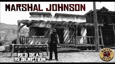 Marshal Johnson, Tarantino edition