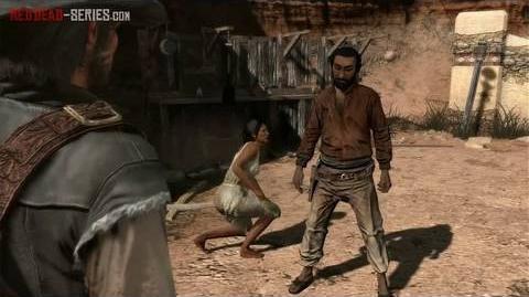 Eva in Peril - Stranger Mission - Red Dead Redemption-0