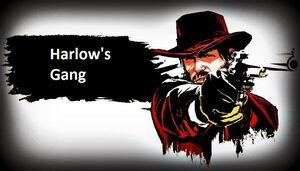 Harlows Gang logo