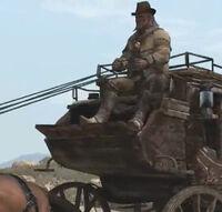 Zeebede riding coach