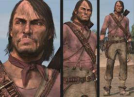 Treasure Hunter Outfit Red Dead Wiki FANDOM Powered By Wikia - Red dead redemption us marshal outfit map