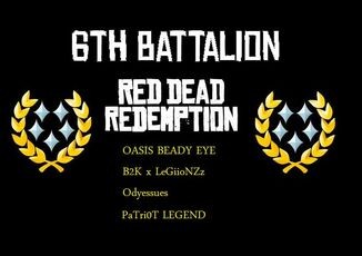 The 6th Battalion - Red Dead Redemption