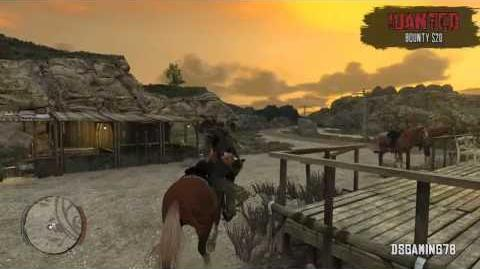Red Dead Redemption Walkthrough - x360 - 014 - Exhuming and Other Fine Hobbies