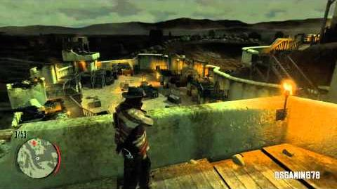 Red Dead Redemption Walkthrough - x360 - 034 - My Sisters Keeper