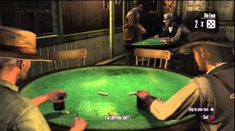 Red Dead Redemption - Stranger Side Mission - Lights, Camera, Action