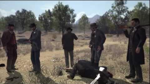 Red Dead Redemption The Last Enemy That Shall Be Destroyed
