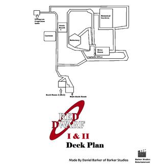 Deck Plan I&II