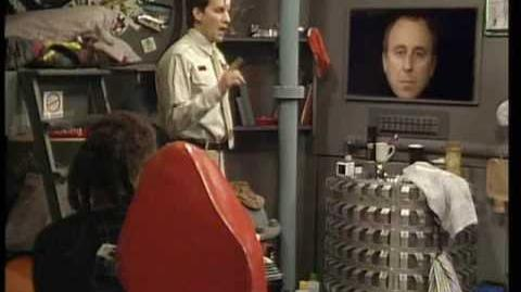Red dwarf season 2 episode 1 part 1
