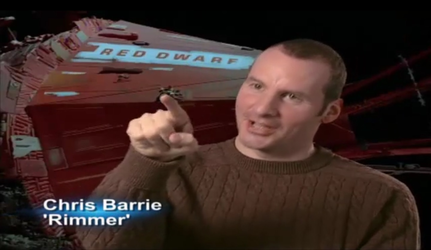 chris barrie impressions
