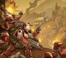 First Martian Revolution
