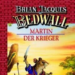 German Martin the Warrior Hardcover
