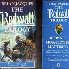 <i>The Redwall Trilogy</i>, 1991