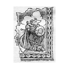 The Tapestry, <i>Redwall</i> interior, by <a href=