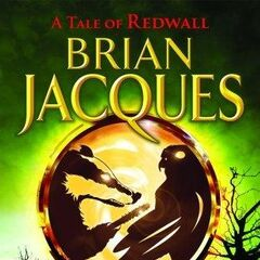 UK Outcast of Redwall Modern Paperback