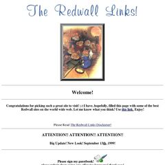 The Redwall Links 1999