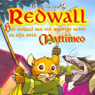 Redwall: The Movie (2004), Dutch cover