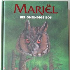 Dutch Mariel of Redwall Hardcover Vol. 2