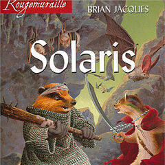 French Outcast of Redwall Hardcover