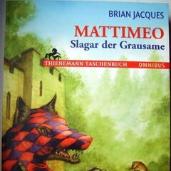 German Mattimeo Paperback Vol. 1