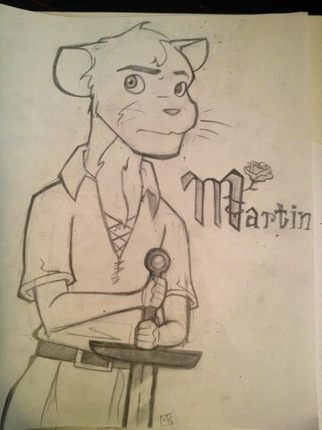 File:Martin the Warrior Cartoon.jpg