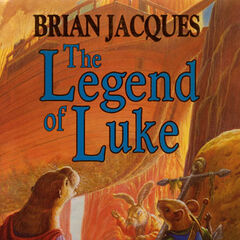 UK The Legend of Luke Hardcover
