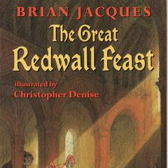 US The Great Redwall Feast Hardcover