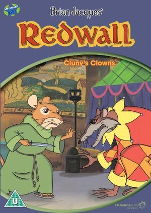 Redwallclunysclowns