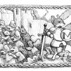 Redwall Tapestry from <i>The Sable Quean</i>