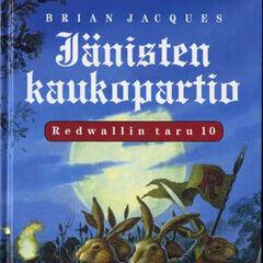 Finnish The Long Patrol Hardcover