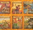 Redwall Collector Cards