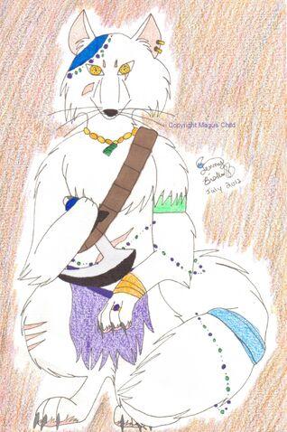 File:Fargil the arctic fox.jpg