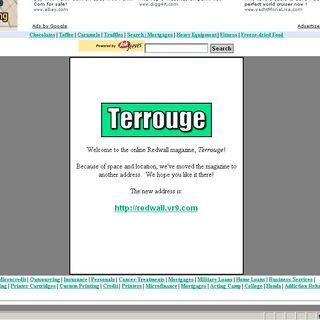 Terrouge, first URL